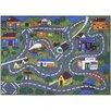Wildon Home ® Cinziah Green/Gray Area Rug