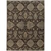Wildon Home ® Hannah Wool Traditional Charcoal/Blue Area Rug