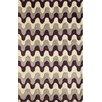 Wildon Home ® Arbella Hand- Tufted Brown/Cream Area Rug