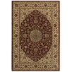 Wildon Home ® Chaanah Brown/Red Area Rug