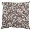 Wildon Home ® Charo  Cotton Throw Pillow