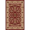 Wildon Home ® Darriah  Red Area Rug