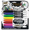 Sharpie Stained Permanent Fabric Marker (8 Pack)