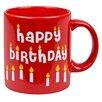 Waechtersbach Fun Factory Happy Birthday Mug