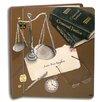 Lexington Studios Home and Garden Scales of Justice Large Book Photo Album