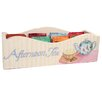 Lexington Studios Afternoon Tea Caddy with Dividers