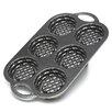 Nordic Ware Platinum Shortcake Baskets Pan