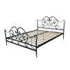Gold Sparrow Florence Metal Panel Bed