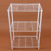 "Gold Sparrow Gold Sparrow 32"" H 3 Shelf Shelving Unit"