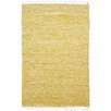 St. Croix Complex Yellow Area Rug
