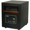 Optimus Zone Heating System 1,500 Watt Portable Electric Infrared Cabinet Heater