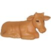 General Foam Plastics Cow Figurine