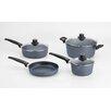 Woll Cookware Diamond Plus 7-Piece Cookware Set