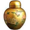 Oriental Furniture Ginger Decorative Urn
