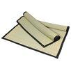 Oriental Furniture Solid Mat