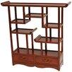 Oriental Furniture Netsuke Display Stand