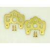 Oriental Furniture Brass Hanging Hardware