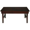 Oriental Furniture Rosewood Korean Coffee Table