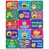 Eureka! Emoticons Success Sticker (Set of 4)