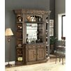 Parker House Furniture Aria 2 Piece Bar Base and Hutch
