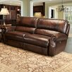Parker House Furniture Hawthorne Dual Leather Power Reclining Sofa