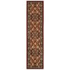 LR Resources Adana Persian Red/Black Area Rug