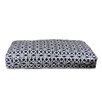 Snoozer Pet Products Pool and Patio Rectangular Linked Dog Pillow