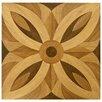 """EliteTile Fiorenza 17"""" x 17"""" Ceramic Field Tile in Brown"""