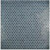 "EliteTile Penny 0.75"" x 0.75"" Porcelain Mosaic Tile in Storm Gray"