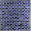 "EliteTile Paissan 0.69"" x 2.44"" Ceramic Mosaic Tile in Glossy Azul"