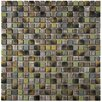 "EliteTile Isle 0.625"" x 0.625"" Porcelain Mosaic Tile in Laurentia"