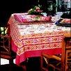 Couleur Nature Fleurs des Indes Dining Linen Set