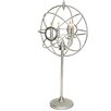 """Pangea Home Hera 34"""" Table Lamp with Round Shade"""