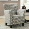 Monarch Specialties Inc. Wave Arm Chair