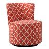 Monarch Specialties Inc Vintage French Fabric Barrel