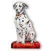 Stupell Industries Dalmation Wooden Dog Doorstop
