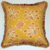 Creative Home Tranquil Turtles Fringed Cotton Throw Pillow (Set of 2)