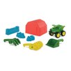 Tomy John Deere 8 Piece Sand Toy Set