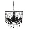 A&B Home Group, Inc Drum Chandelier