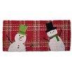 TAG Snowman Estate Doormat