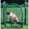 Kittywalk Systems T-Connect Outdoor Pet Playpen