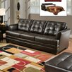 Simmons Upholstery Manhattan Sleeper Sofa