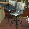 "The Outdoor GreatRoom Company Empire 29"" Bar Stool (Set of 2)"