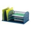 Safco Products Company Onyx Mesh Desktop Organizer