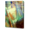 Menaul Fine Art 'Island Fronds' by Scott J. Menaul Graphic Art on Wrapped Canvas