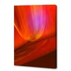 Menaul Fine Art 'Modern Fire' by Scott J. Menaul Graphic Art on Wrapped Canvas