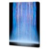 Menaul Fine Art 'Halcyon - Waterfall' by Scott J. Menaul Graphic Art on Wrapped Canvas