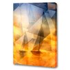 Menaul Fine Art 'Kaleidoscope' by Scott J. Menaul Graphic Art on Wrapped Canvas