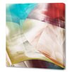 Menaul Fine Art 'Joyful' by Scott J. Menaul Graphic Art on Wrapped Canvas