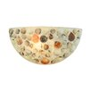 Elk Lighting Shells 1 Light Wall Sconce